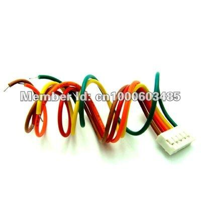 10 pairs/lot 4S1P 14.8v LiPo Battery Balance Charger Cable IMAX B6 Plug Wire with connector plug