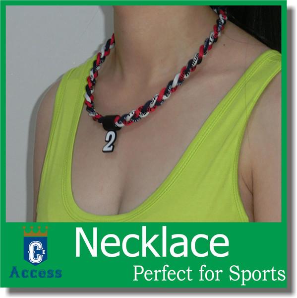 corde di energia di germanio moda corde braccialetto di collane equilibrio libero DHL