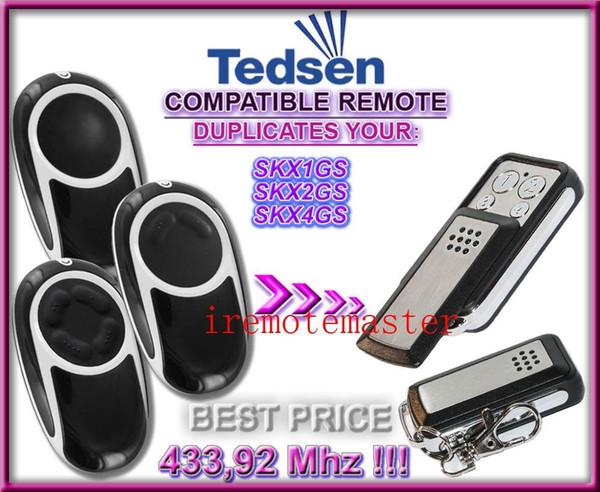 For Tedsen SKX1GS/SKX2GS/SKX3GS/SKX4GS remote control
