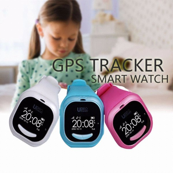 2015 Bluetooth New Smart Watch UPro GPS WIFI Orologio Intelligente Bambini Smartwatch SIM Telefono ez55 PK F69 U8 GT08 DZ09