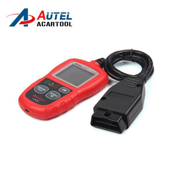 Auto Diagnostic Scan Autel AutoLink AL319 OBD II & CAN Code Reader Autel AL319 Update Official Website Free Shipping