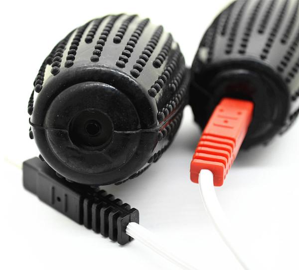 2 pièces électrodes de maintien à la main des dizaines d'électrodes pour des dizaines de thérapie numérique machine EMS machine Massager Stimulateur de nerf