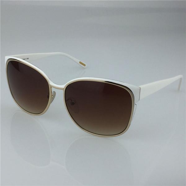 Neue SGV Logo Marke Deigner Sonnenbrillen Cat Eye Frame Frauen Sonnenbrillen SGV457 Mode Outdoor-Designer coole Stil kommen mit Originaletui