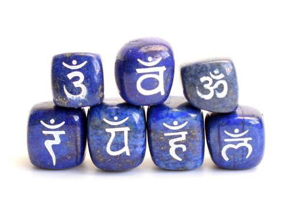 Material principal de pedra de colares