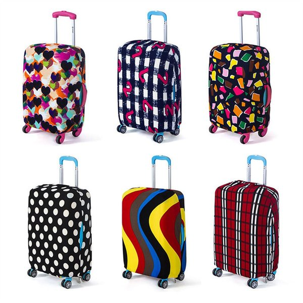 dust s Dust cover Travel Luggage Protective Suitcase Cover Trolley Case for 18 to 20inch Bag Accessories Parts