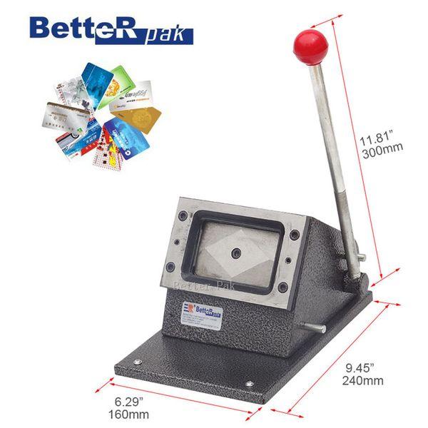 54x86mm PVC card punching machine,paper,identity,Identification Card paper cutter,corner cutter(R3)