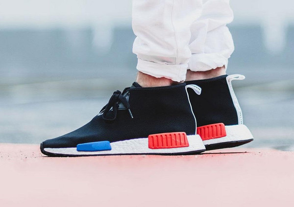 Cheap Adidas NMD XR1 PK Primeknit Luz Granito/Gris Tamańo 13 DS S32218