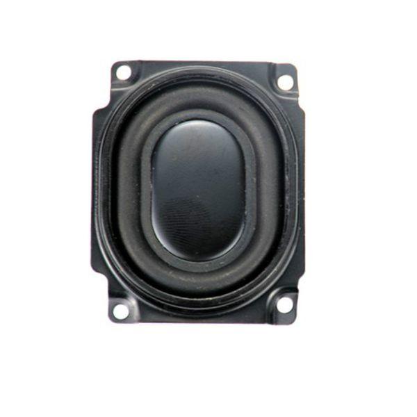 Wholesale- 2Pcs SK Speaker Bass Vibration Membrane Loudspeakers Diaphragm Rubber Edge Metal Plate Speaker 53*43MM