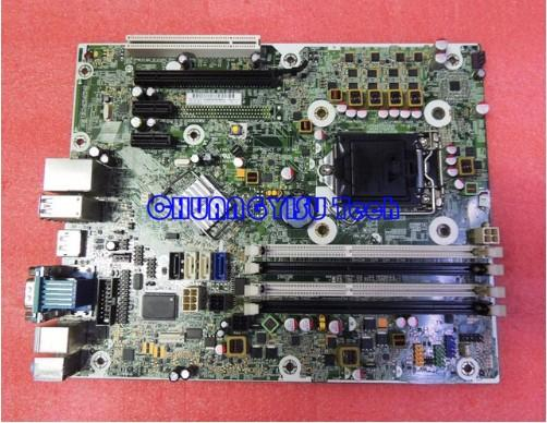 High quality server for 6300 Pro SFF system motherboard ,HP 657239-001 656961-001 chipset Q75 LGA 1155 work perfectly