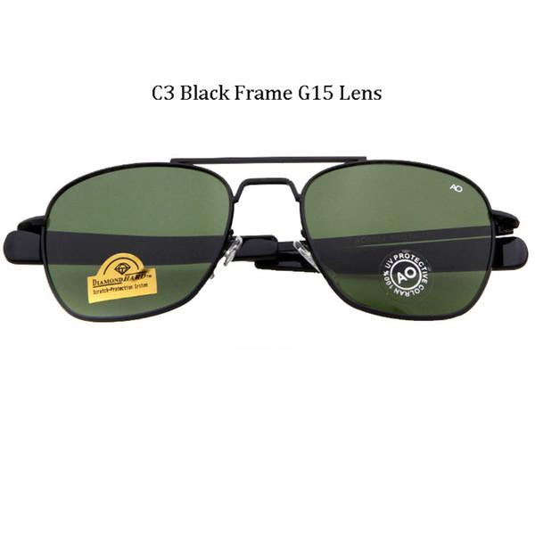 C3 Black Frame G15 Lentille