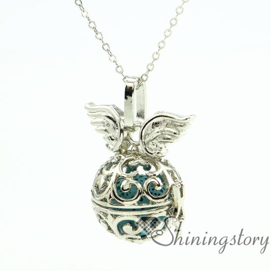Wing diffuser necklace diffuser necklaces wholesale make your own wing diffuser necklace diffuser necklaces wholesale make your own oil diffuser perfume lockets metal volcanic stone aloadofball Images