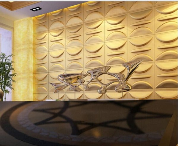 Interior Wall Decoration Items 3d Wall Panels Creative Design Decor ...