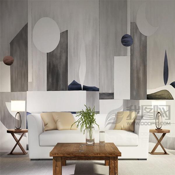 Fantastisch Europäische 3D 3D Tapete Geometrische Tinte Wandmalereien Wohnzimmer TV  Sofa Hintergrund Tapete Schlafzimmer Dekoration Malerei