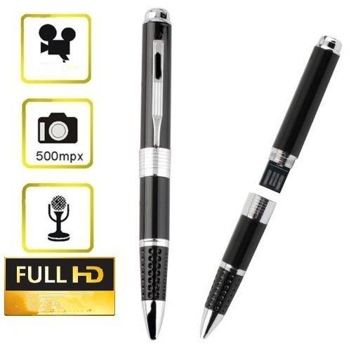 Portable Meeting Mini DV Camera Pen 720P HD Video Recorder with DVR Support Separate Sound Recording