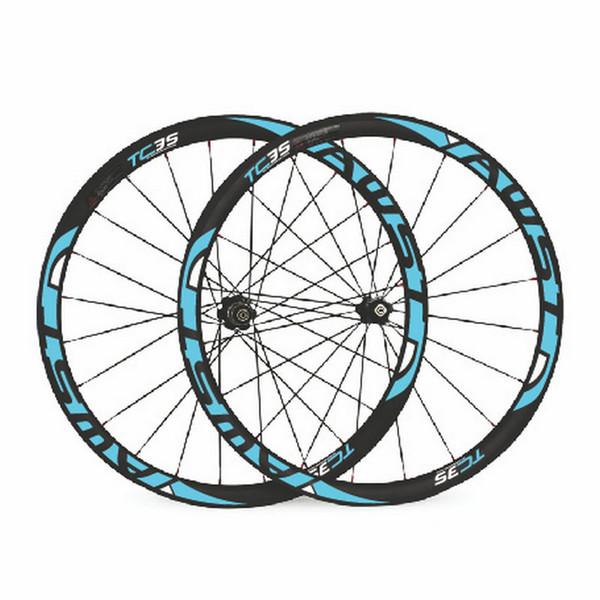 38mm bicycle carbon wheels 700C 23mm width R13 light hubs Road bike Black on Black 3K carbon wheelset with Basalt Brake Surface