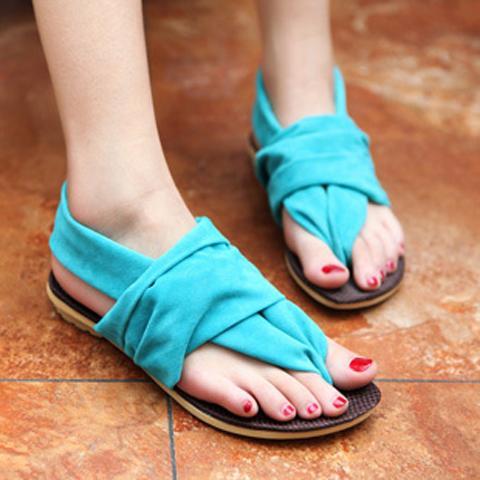 Рим новые летние сандалии обувь sub flattie конфеты цвет Богемия pinch toe студентов квартиры