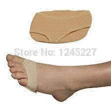 Forefoot gel sleeve soft relief corns pain protection prevent callus comfort care new pad ball of foot cushion