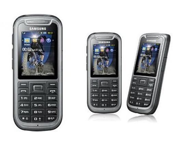 Refurbished Original Samsung C3350 Unlocked Cheap Cell Phone 2.2 Inches 2mp Camera GPS 2G GSM