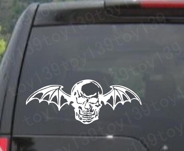 funny // AVENGED SEVENFOLD Logo Laptop funny good looking Car phone window wall Decal Vinyl Sticker stickers