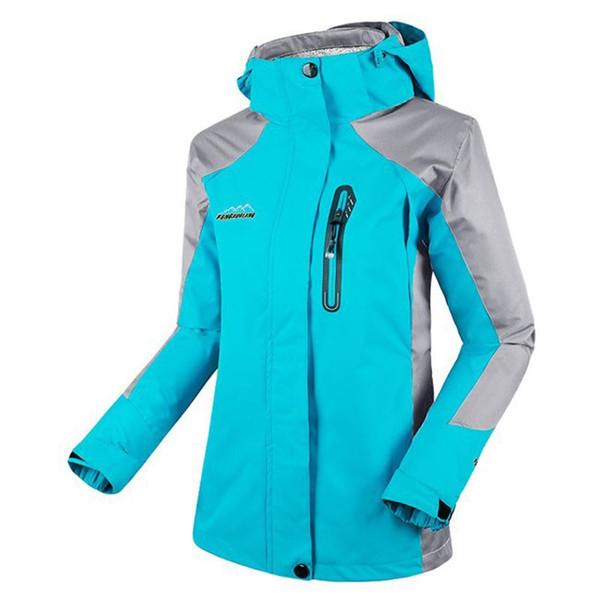 Women Jacket Windbreaker Quick Dry Windstopper Hiking Jacket Waterproof Girls Women Coat Softshell Jacket Oversize Women Coat Plus size 5XL