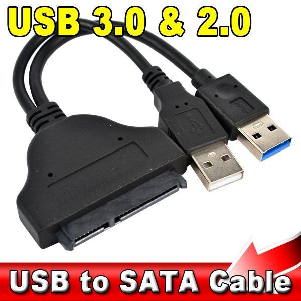 5Gbps USB 3.0 + 2.0 à 22Pin SATA 2.5