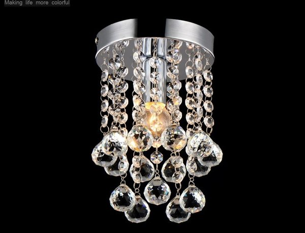 Newly Ceiling Lamp Chandelier Lighting Lighting Chrome Lustre Fixtures Free  Shipping SY1621 D150mm 100% Guaranteed