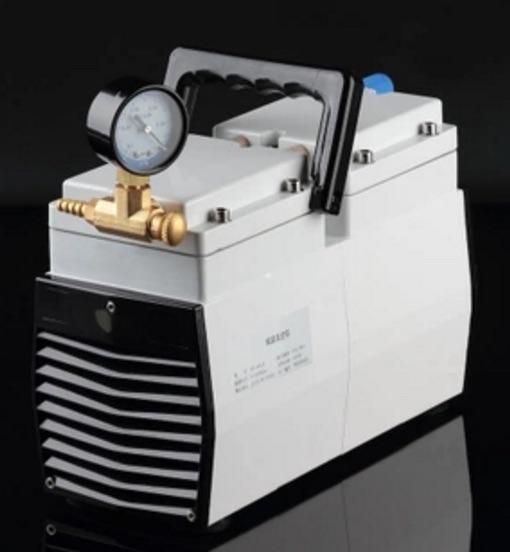 top popular LH-85DL Household diaphragm Oil-free diaphragm vacuum pump,electric suction suction pumps Laboratory 2020