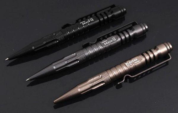 New LAIX B5 Black Gray Gold Tactical pen Defense Survival Portable Survival Pens Aviation Aluminum Camping security Tool Defense pen