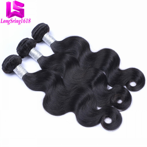 Clearance Sale!!!Best quality Peruvian Body Wave 4pcs lot 100g/pc Unprocessed Human Hair Weave Ladies' Extensions Weft Free Shipping