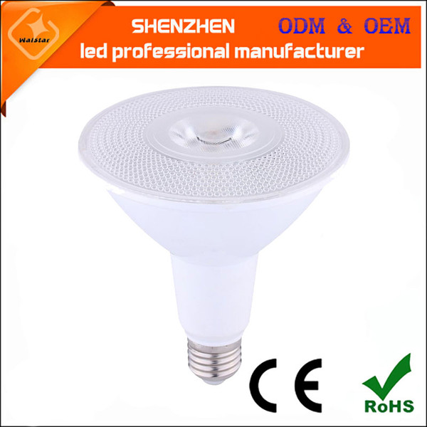 par20 par30 par38 lamparas mesa lamparas techo yüksek kalite led par ışık yüksek lümen led spot 25 derece 40 derece led spot ışık