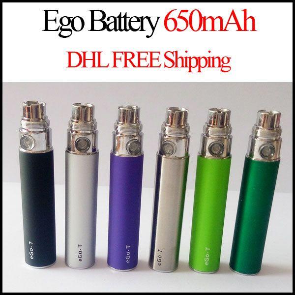 Ego Battery 650mAh