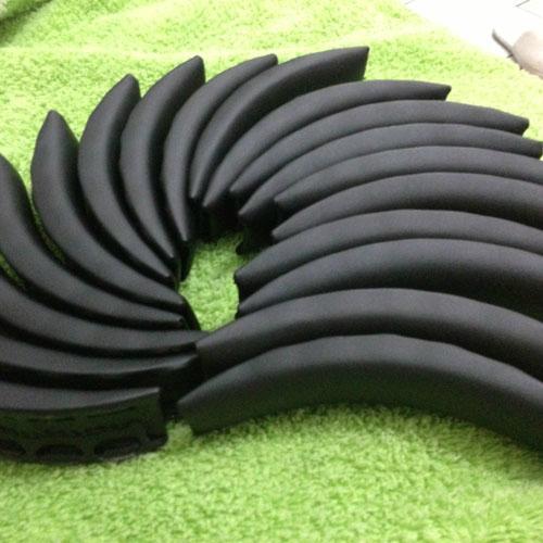 Replacement head band cushion ear pads foam for beat studio headphones Black White dirt-resisant case 5pcs/lot best price