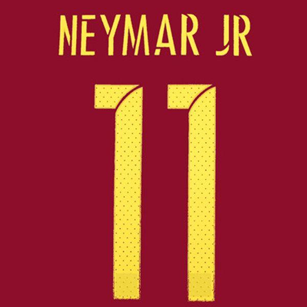 11 Neymar SIZE L