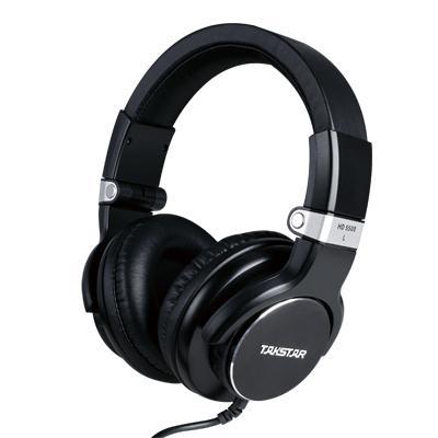 Nuovi auricolari Takstar HD 5500 Monitor Cuffie stereo dinamiche Auricolari Monitoraggio audio professionale per PC DJ Music Studio