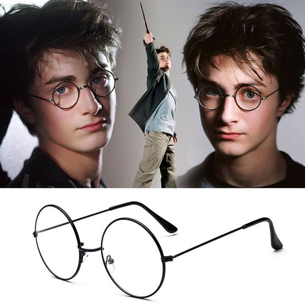 Round Glasses Frame For Harry Potter optical Glass frames Women men clear lens Eyeware reading brand designer oculos de gafas