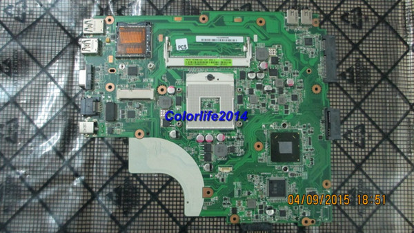 for ASUS K84L K43L rev 2.0 Laptop Motherboard (System board/Mainboard) fully tested & working perfect