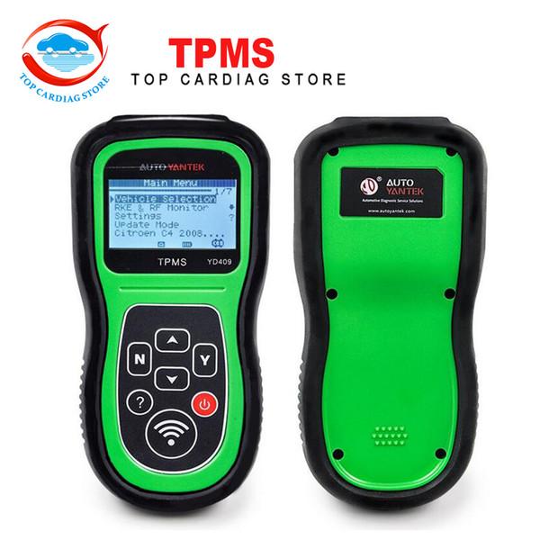 Wholesale-2016 High quality YD409 TPMS Trigger Tool activation Car TPMS sensor boot tool YD409 TPMS Sensor Free shipping