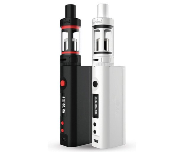 Kanger Subox Mini kit de inicio 50W 0.3ohm Kangertech Subtank Mini Atomizer Kbox Mini Battery Envío gratis