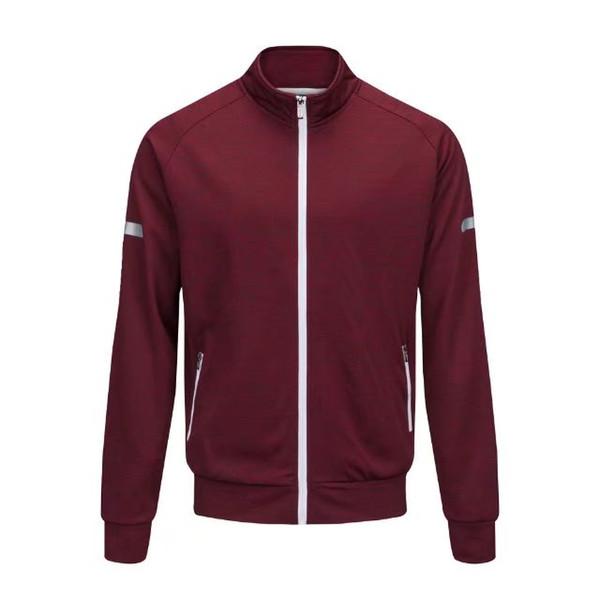 Jaqueta de boa qualidade, top desgaste dos homens, pode fazer logos personalizados, frete grátis