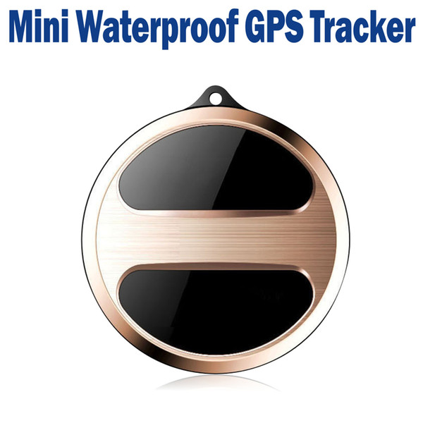 Micro Mini GPS Tracker for Kids Pets GSM Geofence Burglar Alarm Personal Real Time Tracking Devices with Google Map Free App