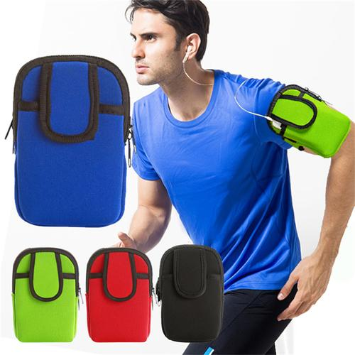 New Universal Multifunctional Running Mobile Phone Arm Bags Pouch Portable For iPhone Samsung HTC LG Xiaomi Moto