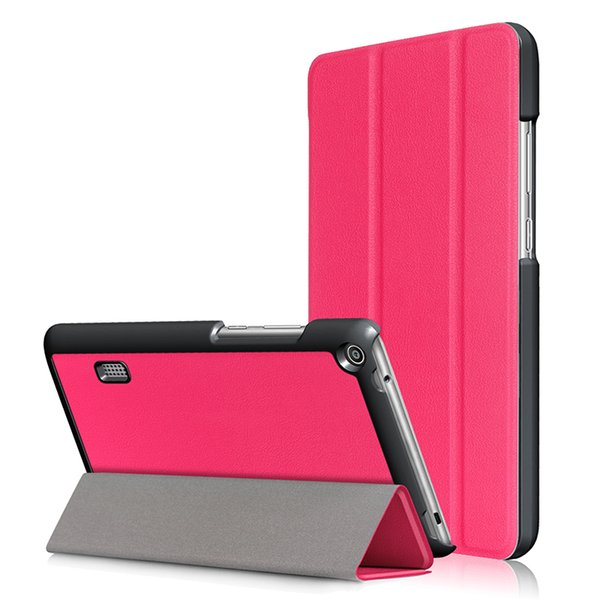 Magnet Stand Case for Huawei Mediapad T3 7.0 inch Flip PU Leather Cover for Huawei T3 7.0 Table Case