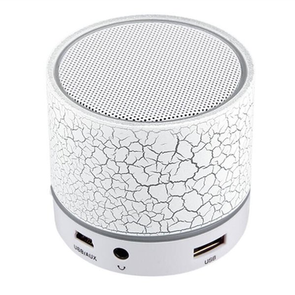 mini portable speaker white