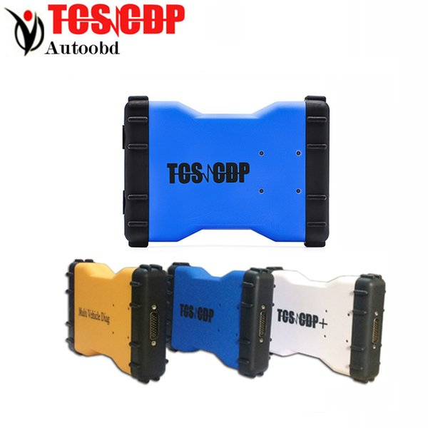 Wholesale-New Design !! TCS CDP PRO+2014.R2 Keygen Activator without Bluetooth with 3Color Options for OBD2 OBD-II Cars & Trucks Generic