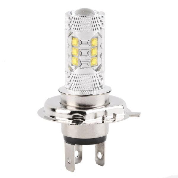 H4 80W Cree LED lampe de brouillard de voiture h4 led phare ampoule auto lumières voiture led ampoules voiture source de lumière parking 12V 6000K xénon blanc