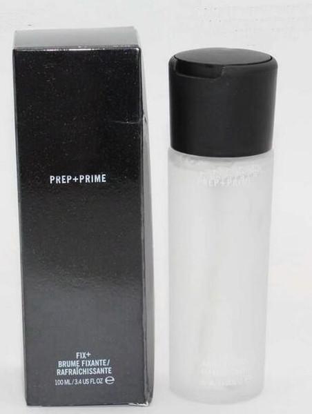 NOVA Maquiagem Prep + Prime Fix + Brume Fixante Rafraichissante Pele Refresher Acabamento Névoa Brume Fixante Um Líquido Umidade Suave Spray 100 ML