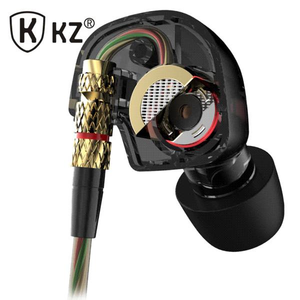 KZ ATEHeadphones New arrival sports earphone in ear bass HiFi portable Headset Cheap earphones cheap