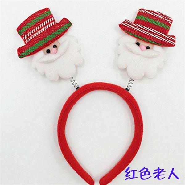 Red Santa 7pcs