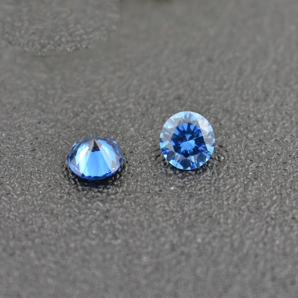 December-Blue Topaz cz