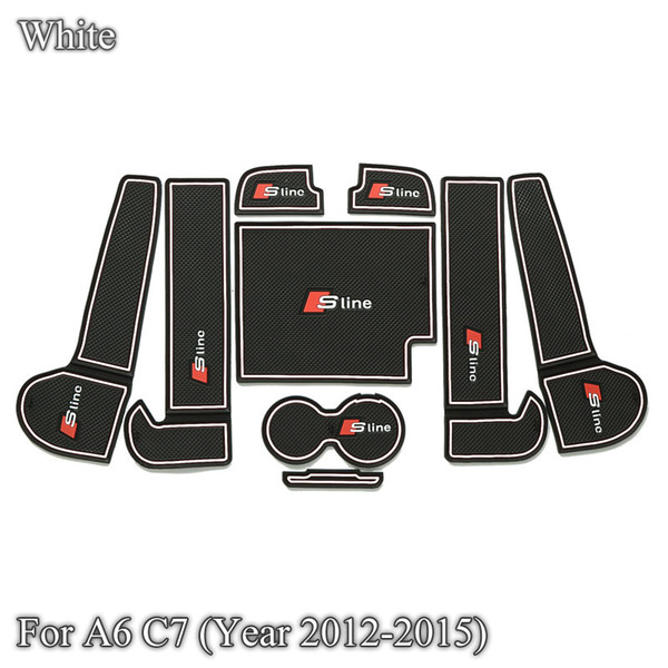 Белый для новой A6 C7